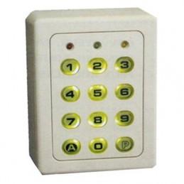 SU2 ACIE - Clavier code motorisation portail ABS