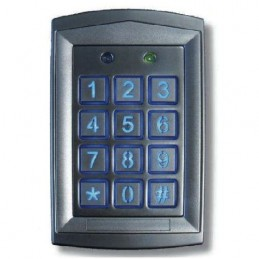 Clavier code portail applique EAS1010