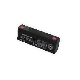 Batterie alarme 12V - 2,1Ah