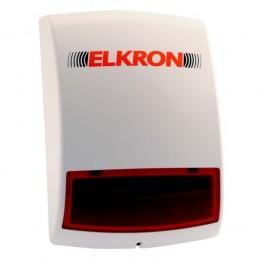 Sirène extérieure alarme sans fil ELKRON UHP200