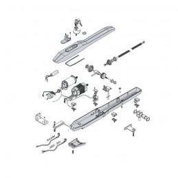 Pièce détachée motorisation LIFE OPTIMO OP3 - 5RI0920000