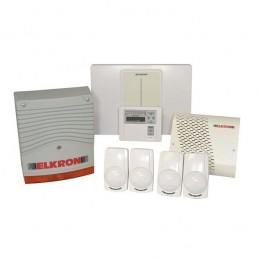 Kit système alarme filaire ELKRON UCUBE3