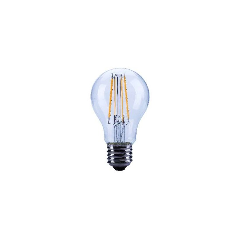 Ampoule LEDS décorative E27 7W blanc chaud