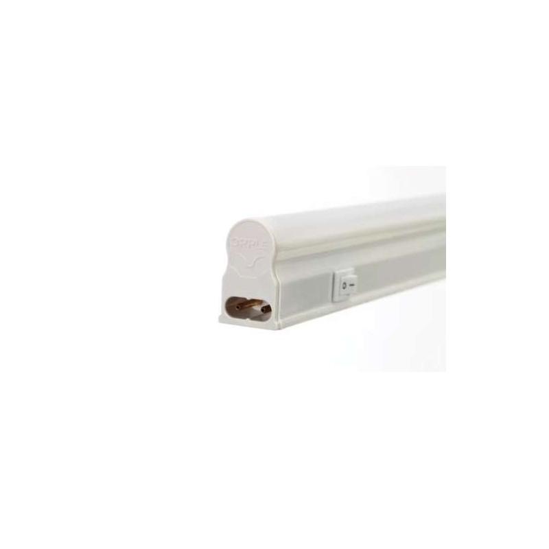 Réglette LEDS 600mm 9W avec interrupteur - 3000°K