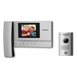 KITCDV35A COMMAX - Portier vidéo couleur avec combiné