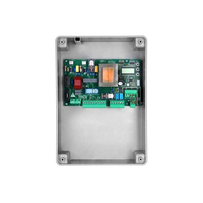 Centrale commande automatisme portail 2 moteurs 220V BENINCA HEADY