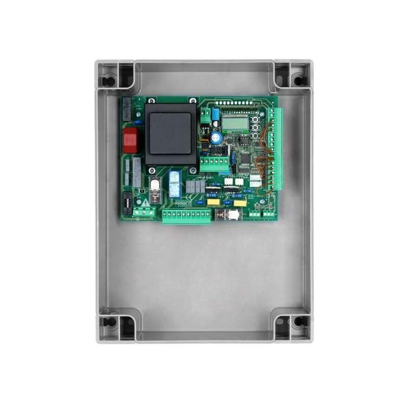 Coffret commande automatisme portail 2 moteurs 220V BENINCA BRAINY 220V