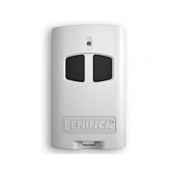 Télécommande clonable code fixe 2 canaux BENINCA TO GO 2AK