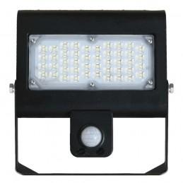 Projecteur LED 30W à détecteur de mouvement haut de gamme  - Kapsea IZIG+MOV