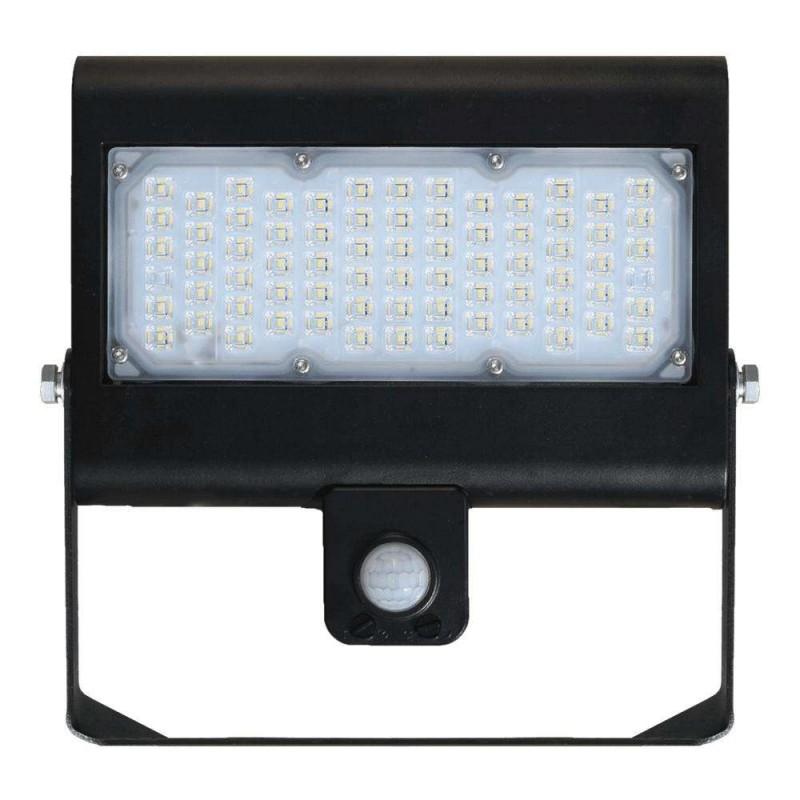 Projecteur LED 50W à détecteur de mouvement haut de gamme  - Kapsea IZIG+MOV