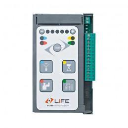 RGUNIRSDL LIFE  - Centrale command automatisme portail battant 230V